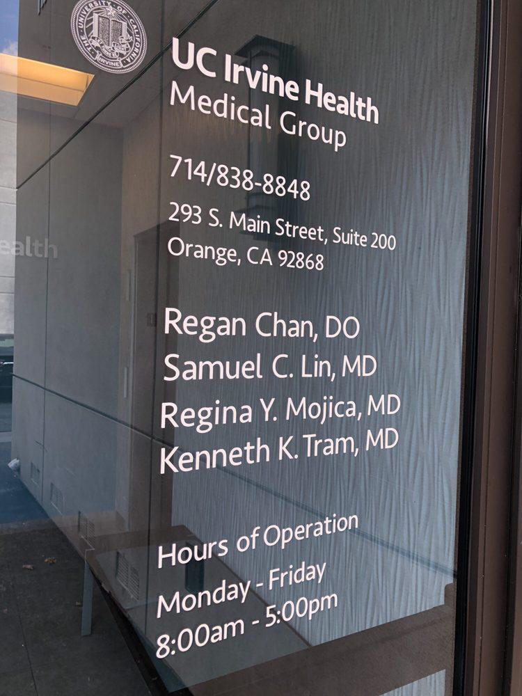 UCI Health Medical Group - Orange