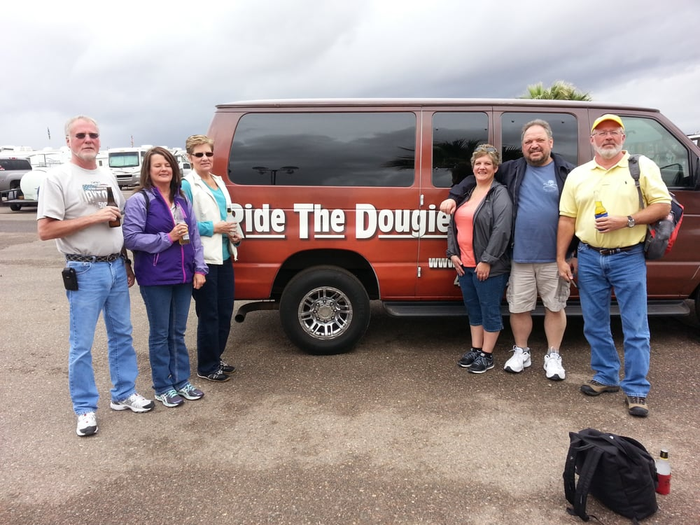 Ride The Dougie: Phoenix, AZ