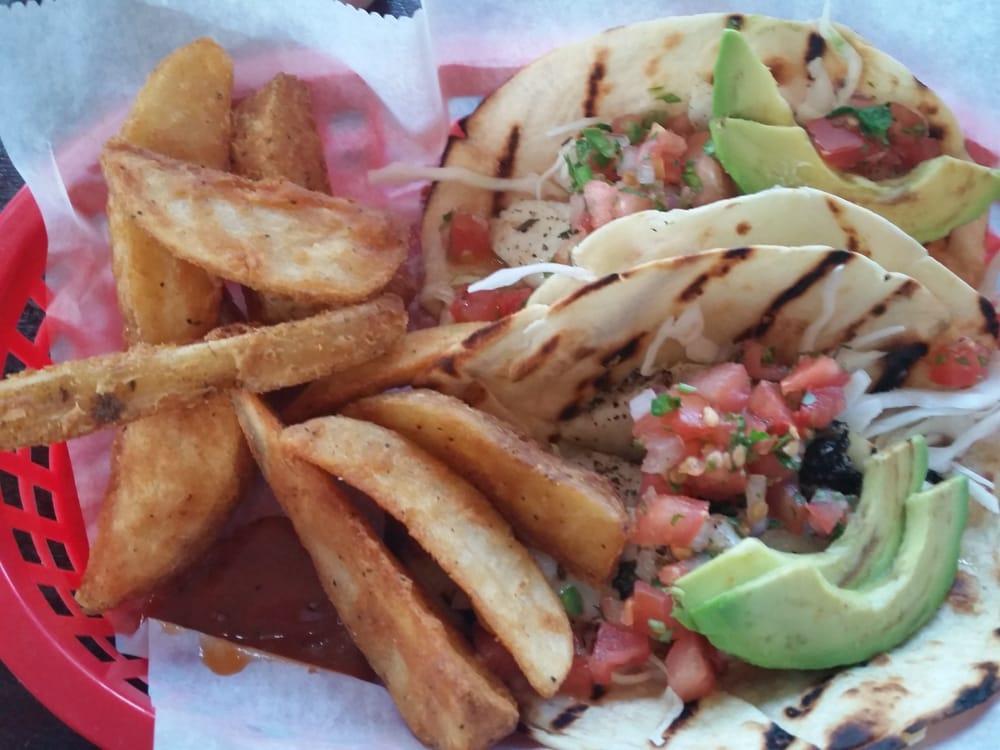 Baja fish tacos yelp for Ponte vedra fish camp