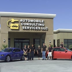 Automobile Consulting Services Concessionnaire Auto