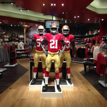 Buy NFL San Francisco 49ers Jerseys, Helmets, Souvenirs, Nike Apparel, Fashion, Headwear & Footwear and NFL Jerseys and Football Shirts at the Official NFL Europe, Middle East & Africa Online Store. PayPal, American Express available.