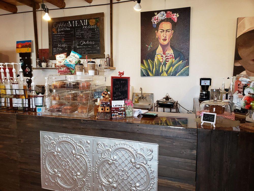Cafe arte Mi Admore: 1445 Main St, San Elizario, TX