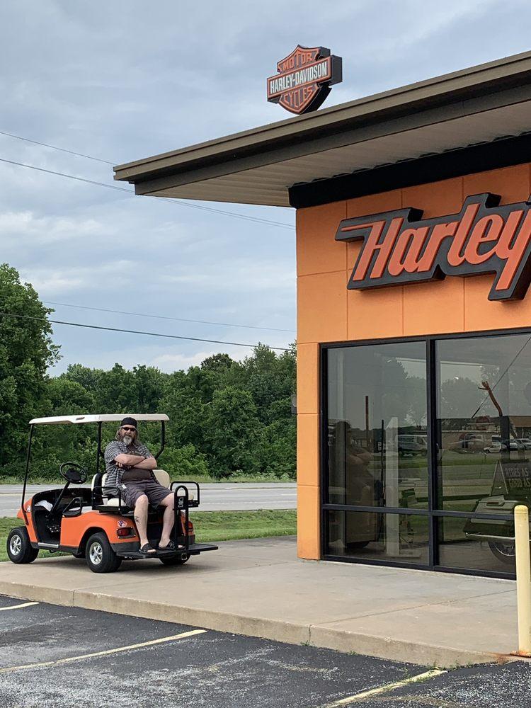 Denney's Harley Davidson Of Springfield