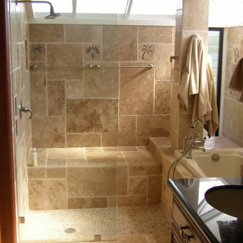 photo of bathroom remodeling glendale ca united states great tile work