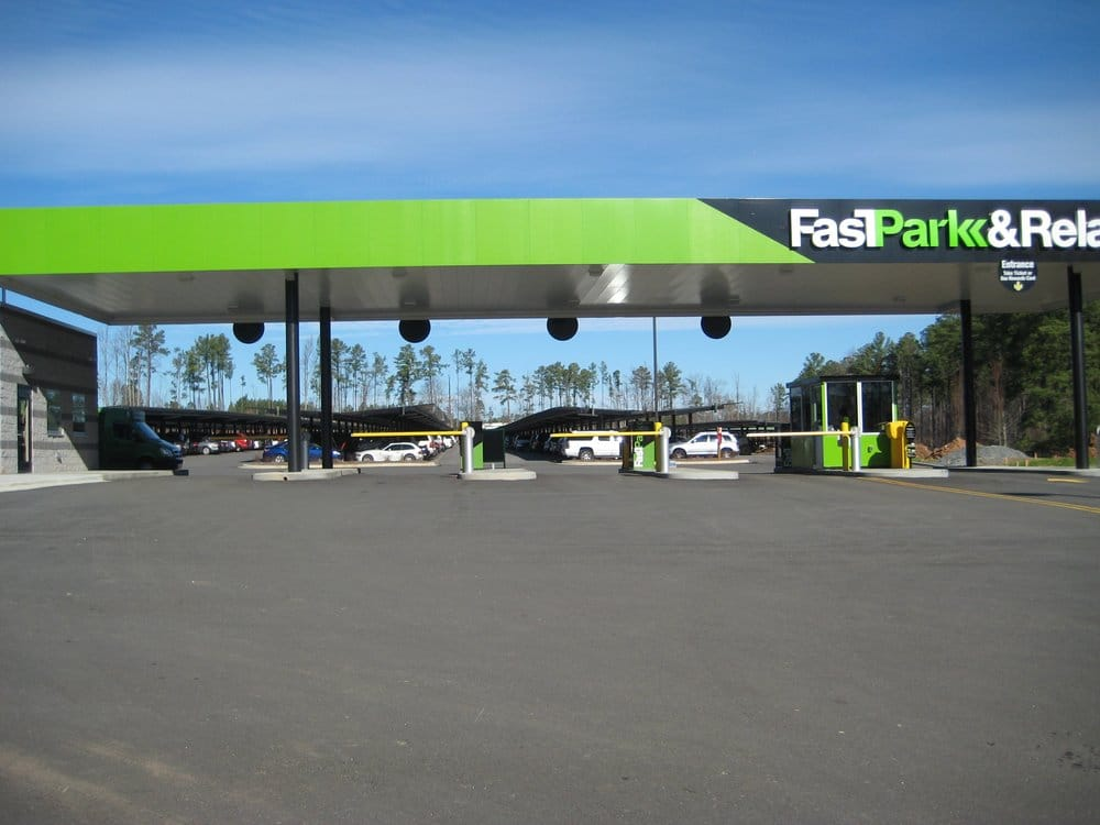 FastPark & Relax: 8820 Fast Park Dr, Raleigh, NC