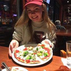 Photo Of Bertucci S Italian Restaurant Newton Ma United States Margarita Pizza With