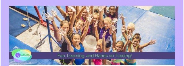 Lucas Gymnastics: 3437 County Rd 807, Cleburne, TX