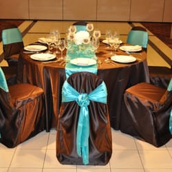 Merveilleux Photo Of MD Decor Chair Covers   Wood Dale, IL, United States. Chocolate