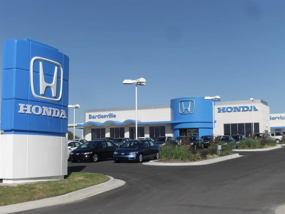 Honda Of Bartlesville: 3210 SE Washington Blvd, Bartlesville, OK