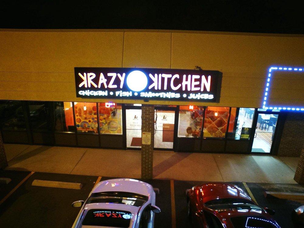 Photos for Krazy Kitchen - Yelp