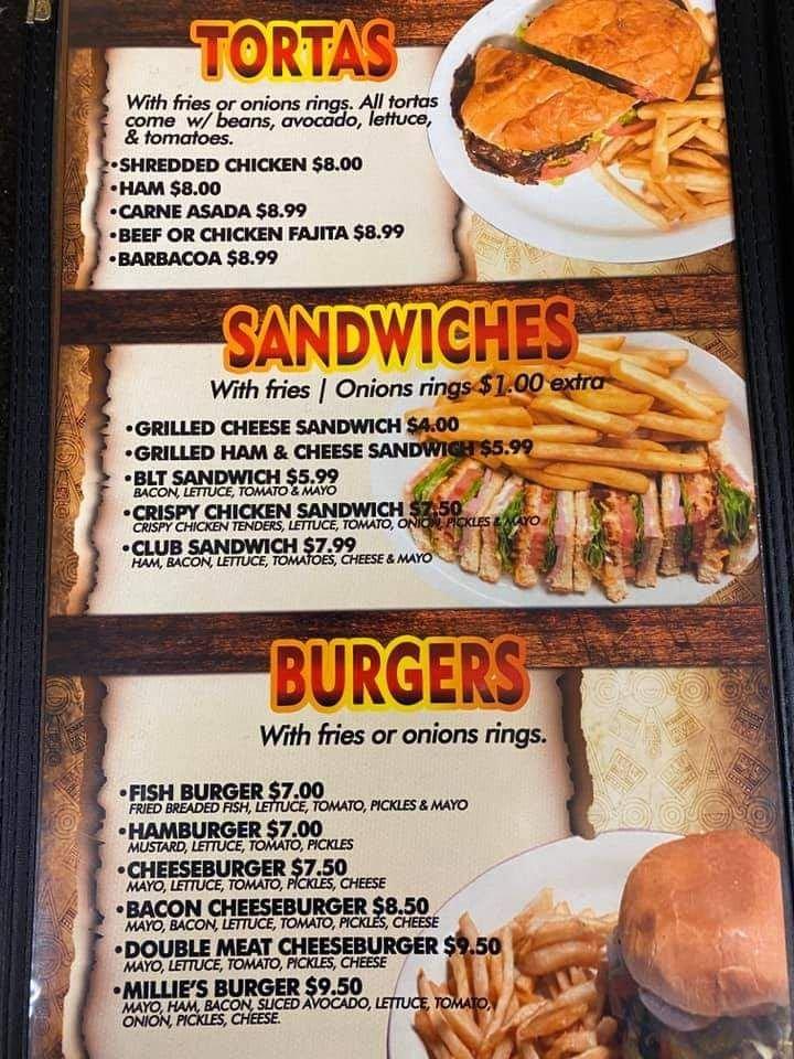 Millie's Mexican Restaurant: 16777 S Interstate Highway 35, Dilley, TX