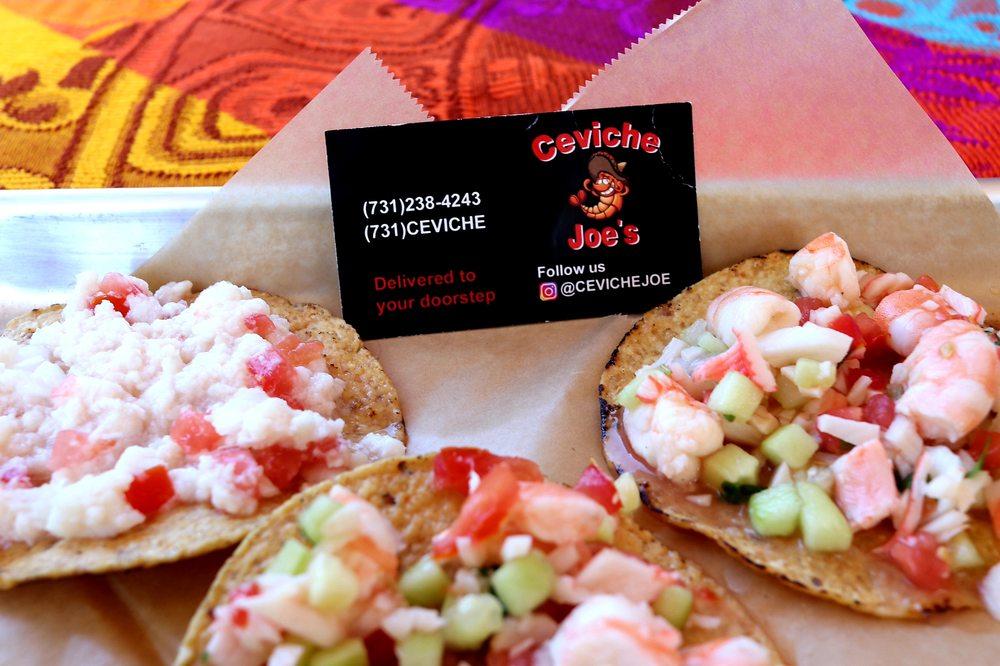 Ceviche Joe's: Whittier, CA