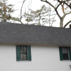 Photo Of Vermont Roof Cleaners   Colchester, VT, United States. Moss  Removed.