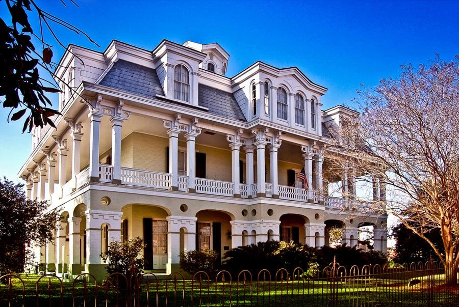 Dansereau House: 506 Saint Philip St, Thibodaux, LA