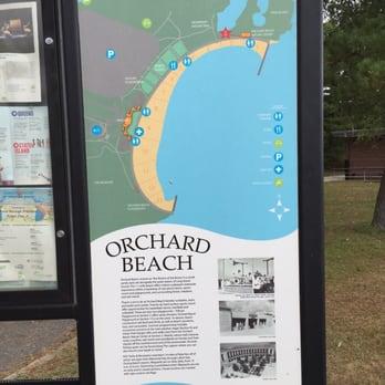 Photo Of Orchard Beach Bronx Ny United States Map