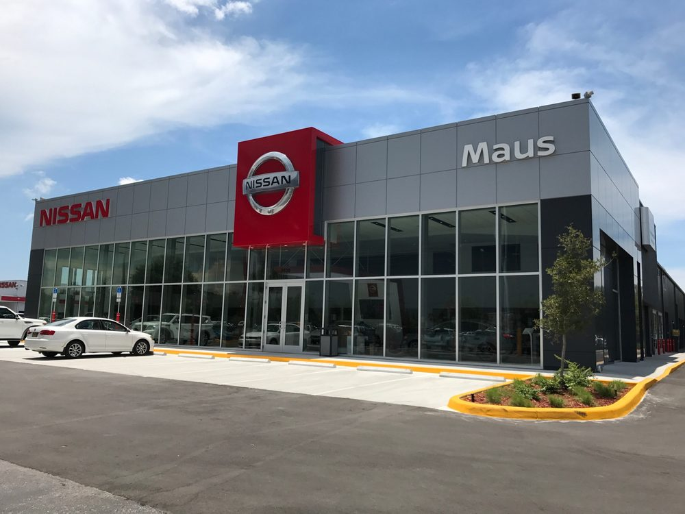 Nissan New Port Richey U003eu003e The All New Maus Nissan Of New Port Richey Fl