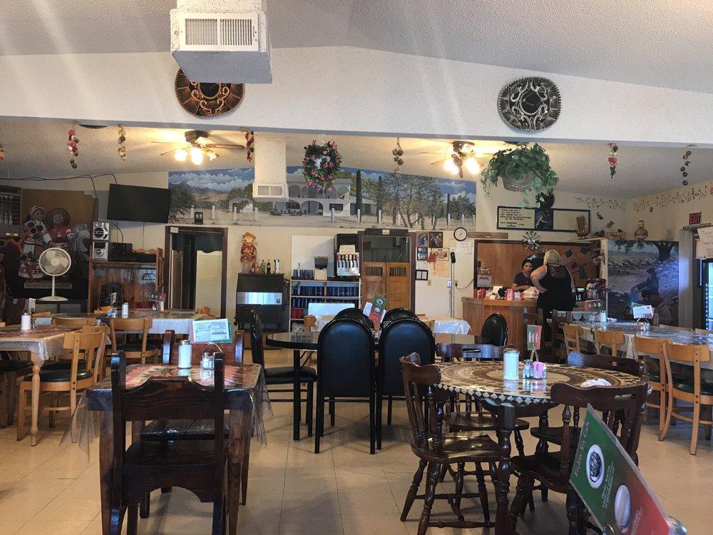Eighty-Six Cafe: 700 E 4th St, Benson, AZ