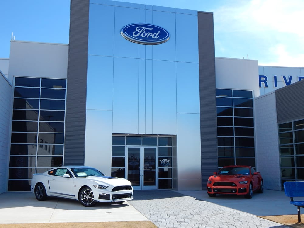 rivertown ford 13 photos 18 reviews car dealers 1680 whittlesey road columbus ga. Black Bedroom Furniture Sets. Home Design Ideas