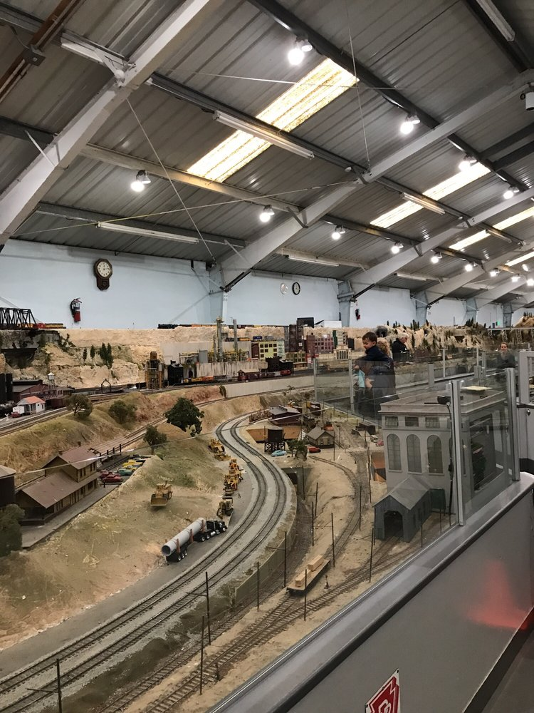 The Golden State Model Railroad Museum