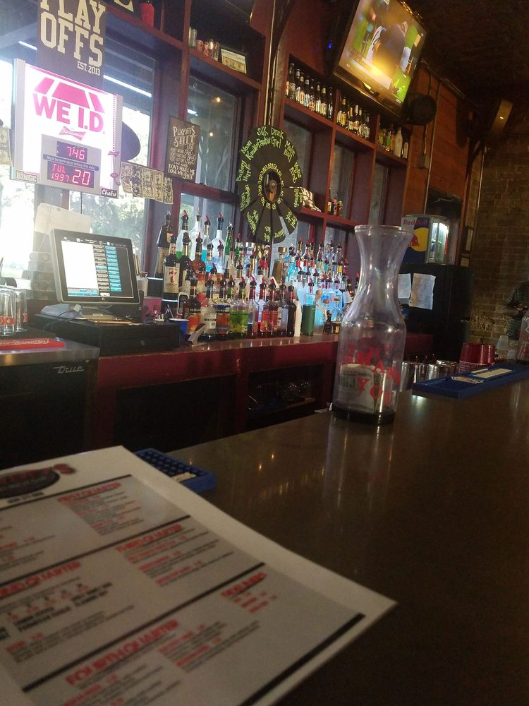 Social Spots from Playoffs Sports Bar & Grill