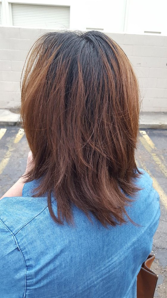 My Moms Favorite Haircut From The Back View Yelp