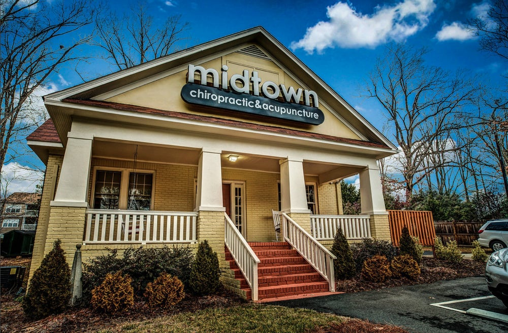 Midtown Chiropractic & Acupuncture: 1705 Pacific Dr, Raleigh, NC