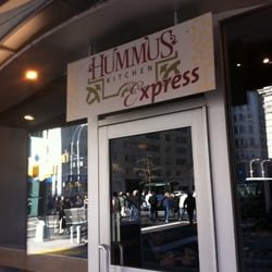 Beau Photo Of Hummus Kitchen Express   Manhattan, NY, United States. Front Door,