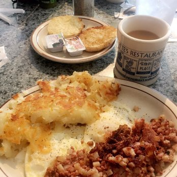 photo of petes kitchen denver co united states corned beef hash and - Petes Kitchen