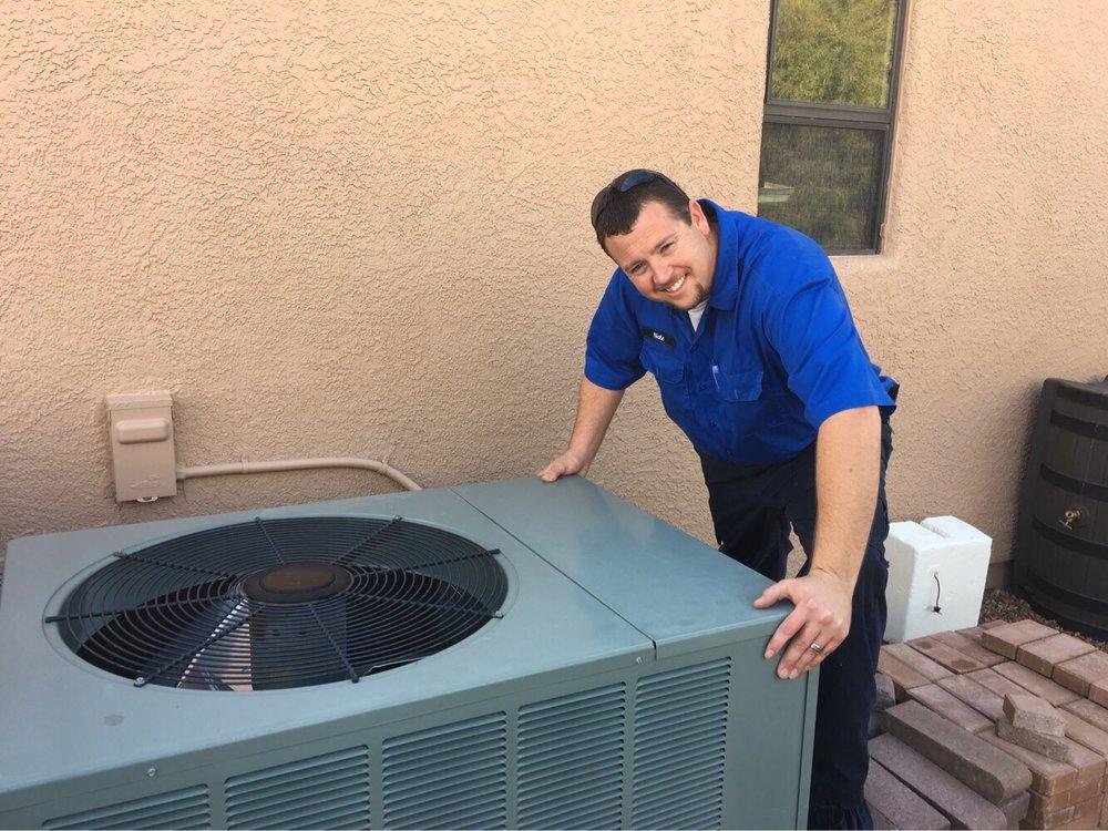 Dynamic Comfort A/C and Heating: 2703 N Sparkman Blvd, Tucson, AZ