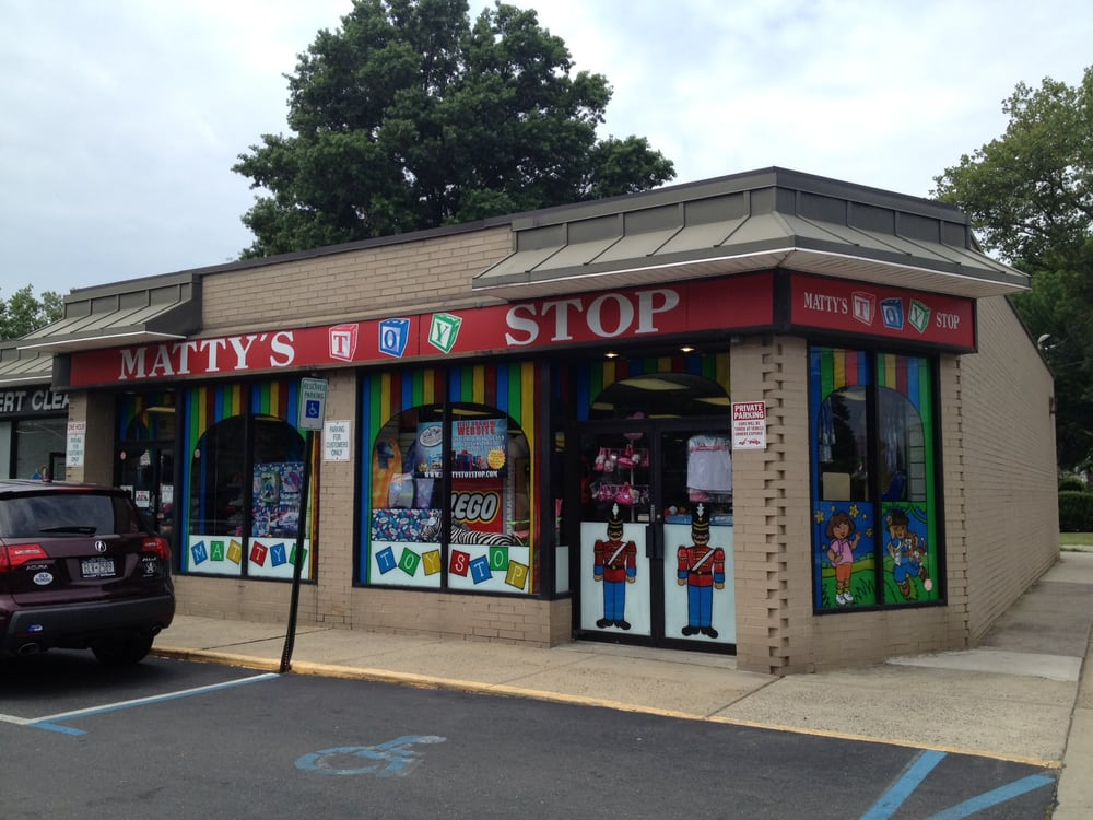 Matty's Toy Stop: 19 Covert Ave, Floral Park, NY