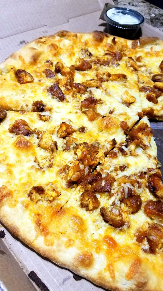 Milanese Brother's Pizza: 205 S White Horse Pike, Stratford, NJ