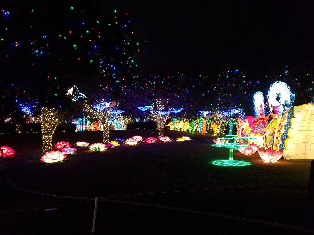 Photo Of Retama Park San Antonio Tx United States Christmas Lights At