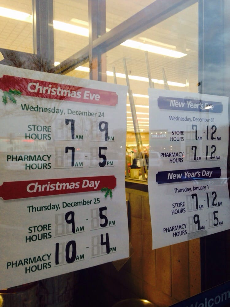 Rite Aid Christmas Hours.Holiday Hours Yelp