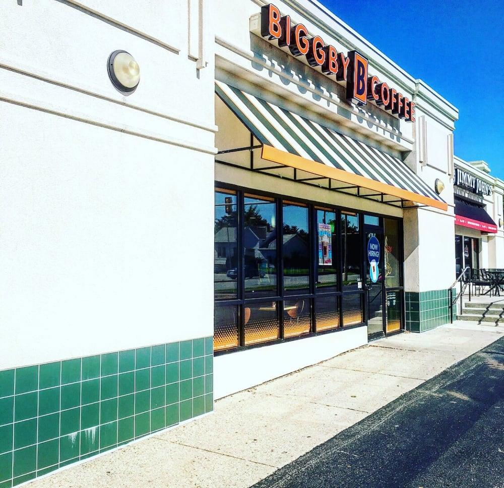 BIGGBY COFFEE: 401 S Mattis Ave, Champaign, IL