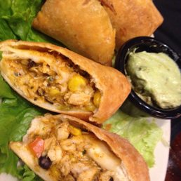 Photo Of Maggie Mcfly S Manchester Ct United States Tex Mex Egg Rolls