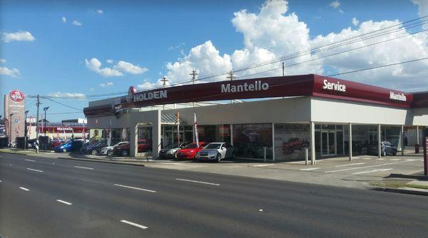Mantello Holden Fawkner Bilhandlare 1263 Sydney Rd