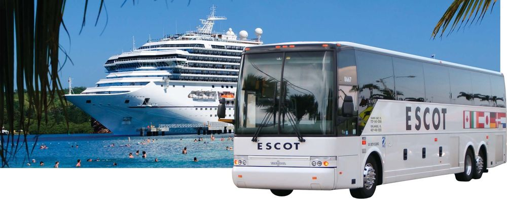 Escot Bus Lines: 6890 142nd Ave N, Largo, FL