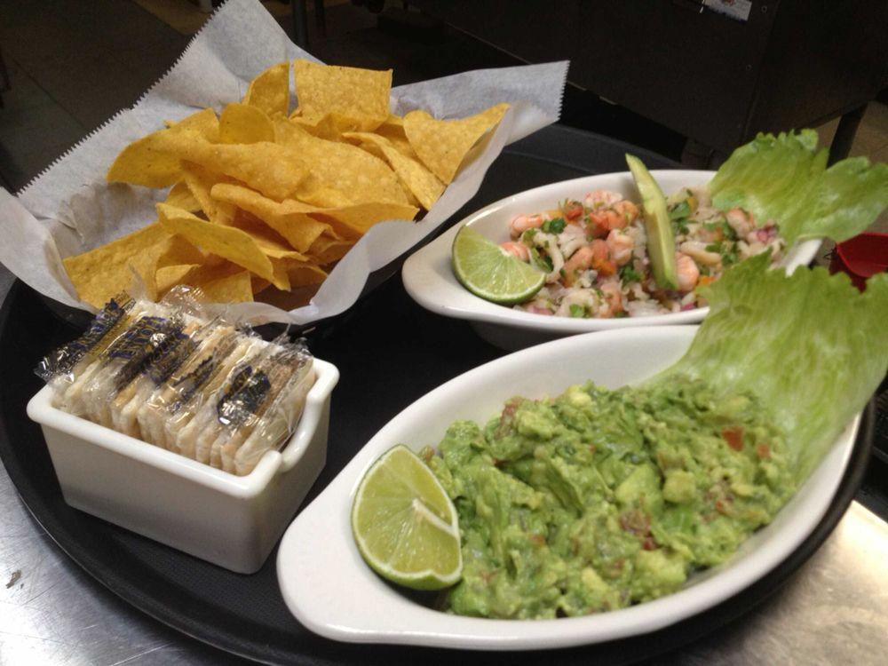 Mexican Food Bay Ridge Annapolis Menu