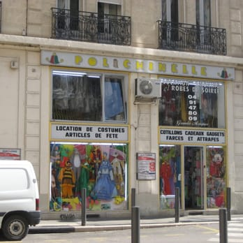 Polichinelle magasin de loisirs 167 boulevard chave - Magasin de meuble marseille boulevard national ...