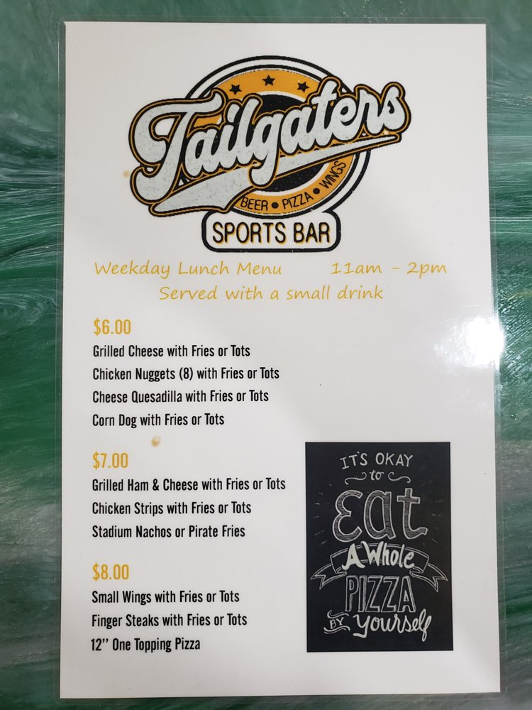 Tailgaters Sports Bar: 569 W Grand Ave, Arco, ID