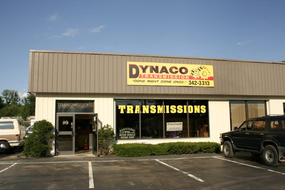 Dynaco Transmission: 503 North St, Middletown, NY