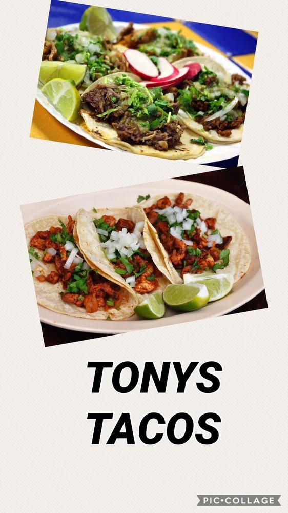 Tonys Tacos: Albuquerque, NM