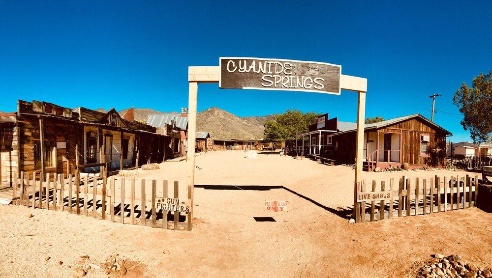Chloride Ghost Town: 4942 Elkhart, Chloride, AZ