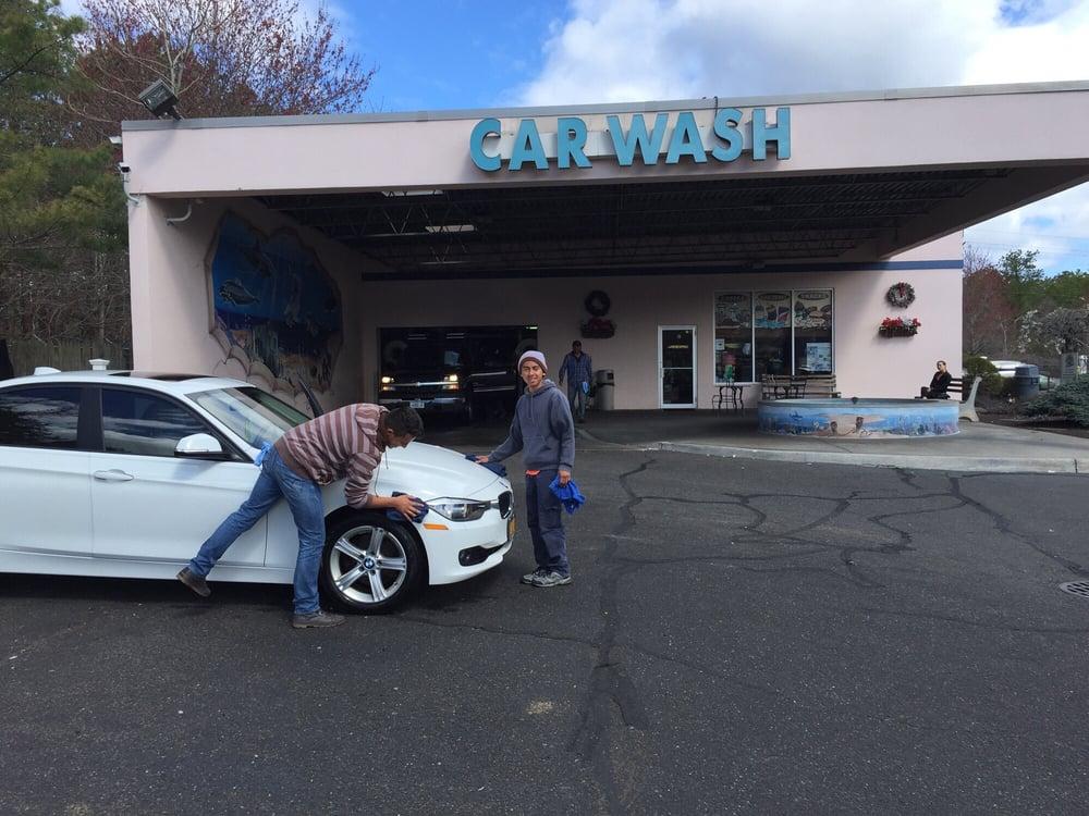 Car Wash Hampton Bays Ny