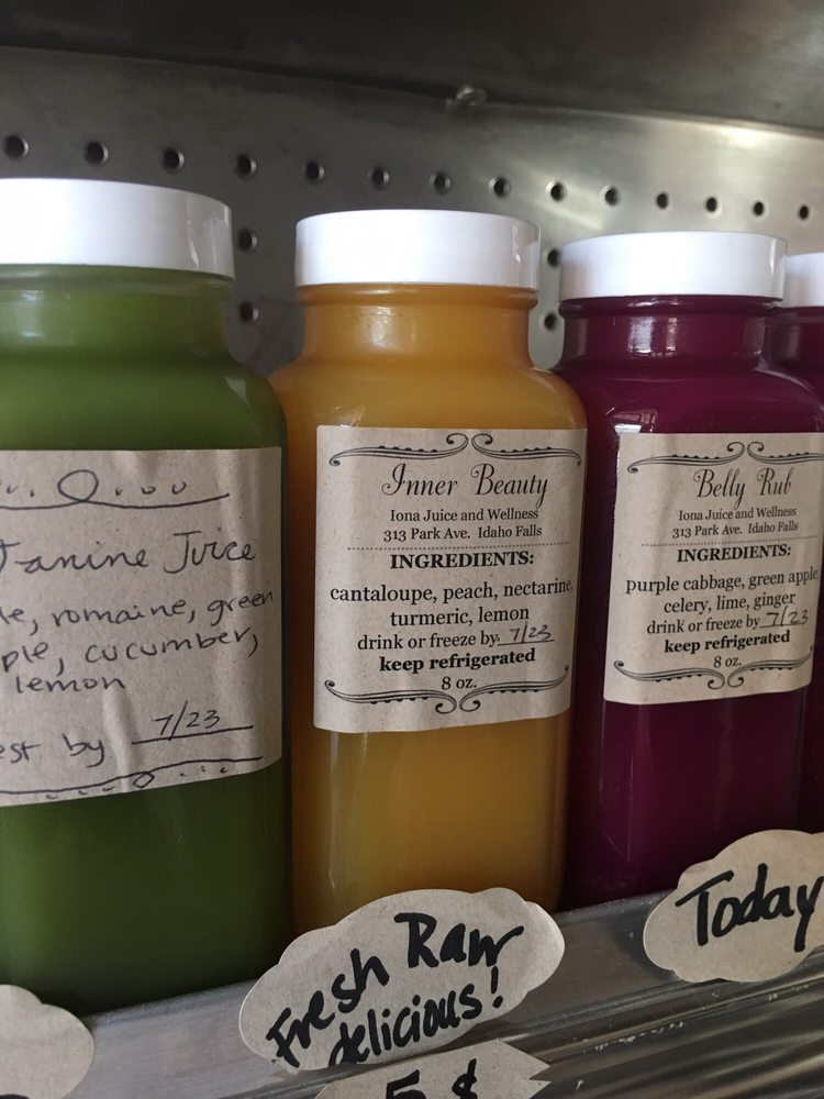 Iona Juice and Wellness - 10 Photos - Nutritionists - 313 Park Ave, Idaho Falls, ID - Phone Number - Yelp
