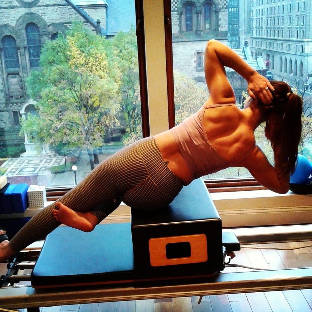 K Foley Global Pilates: 551 Boylston St, Boston, MA