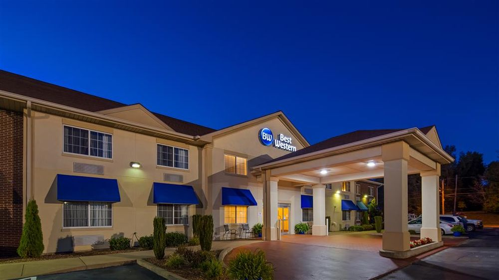 Best Western Central City: 627 S 2nd St, Central City, KY