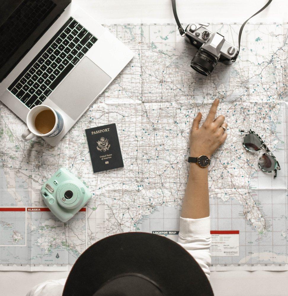 Passports, Visas & More: 390 N Orange Ave, Orlando, FL