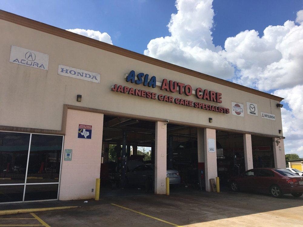 Asia Auto Care 24 Photos 21 Reviews Repair 12420 S Gessner Dr Fondren Southwest Houston Tx Phone Number Yelp