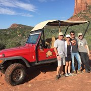 Good ... Photo Of Red Rock Western Jeep Tours   Sedona, AZ, United States